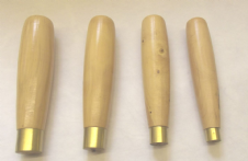Boxwood Carver Pattern Handles (short)